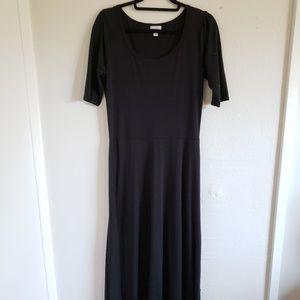 Lularoe Black Ana Dress